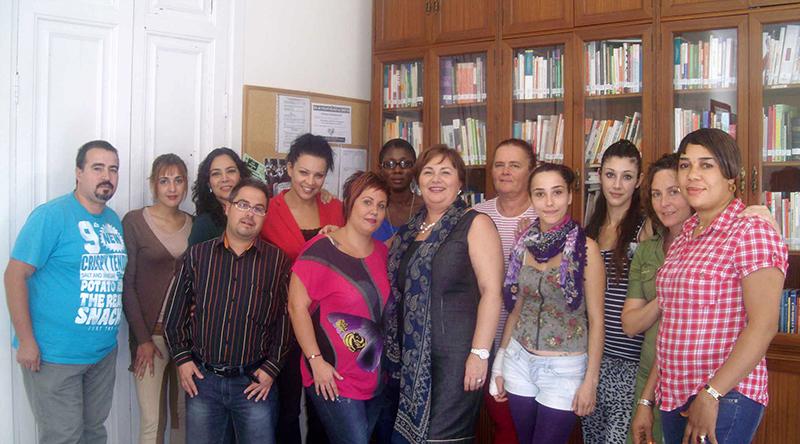 Dispromerch y la Fundación INTRA realizan un curso de formación para la contratación